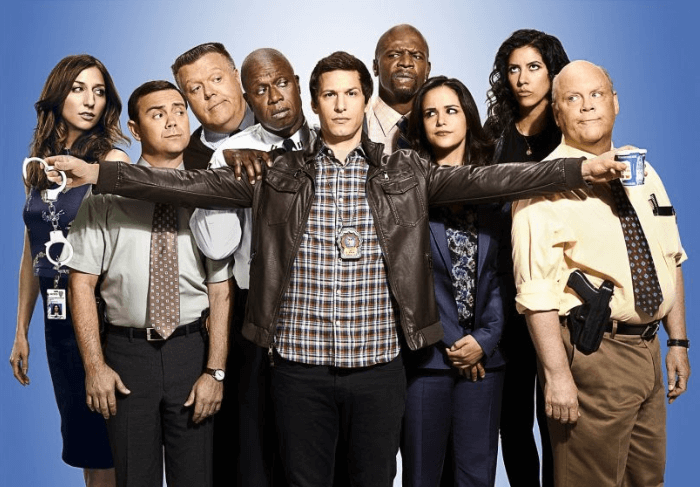 Brooklyn Nine Nine Staffel 6 Netflix