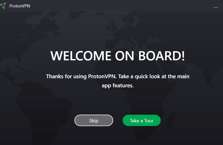 ProtonVPN-Tutorial